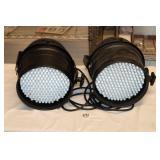 1-PAIR LED SPOT LIGHTS