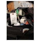 Medical Kit bag w/contents