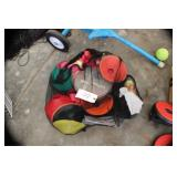 Assorted Sports Training Accessories