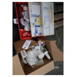 Medical Box kit w/medical supplies