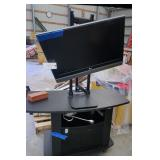 LG Tv w/table stand