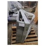 Pallet of water fountains parts