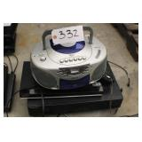 Cd player, with dvd player