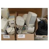 Box of Computer Speakers