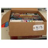 box of 4 board games