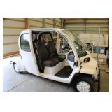 Polaris GEM Electric Car