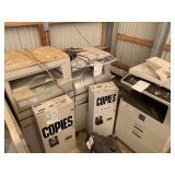 (3) Sharp ARM205 & MXM260 Copy Machines