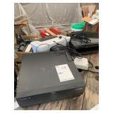 DVD player & Epson copier