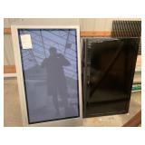(2) large Flatscreen TV