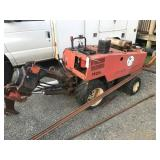 Ditchwitch M125 Cable Trencher with Rods and Bit