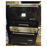 Garland Gas Double Oven