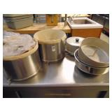 Strainers and Coffee Urn Accessories