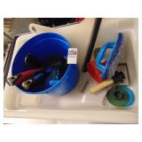 Putty Knives Scrubber Squeegee Cleaning Tools