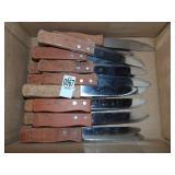 17 Steak Knives