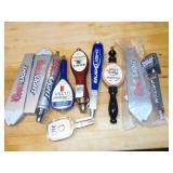 10 Beer Tap Handles