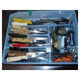 Steak Knives Paring Knives Forks Spoons