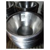 Adcraft 18-8 Stainless Steel Bowls 43 count