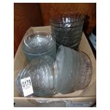 Glass Bowls and Plates over 30 count