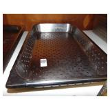 """2 1/2"""" Deep Full Size Perforated Steam Pans 2"""