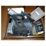 Dvd Player Fax Phone Office Equipment