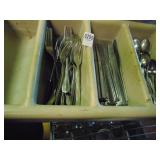 Silverware and Compartment Trays 2 count