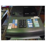 Sharp XE-A106 Cash Register with Key