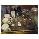 Glassware Barware see pictures