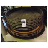 """13/14"""" Serving Wait Trays 14 count"""
