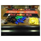 3 Bar Drink Mats 35 NEW Bottle Spouts and a
