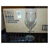 8 Oz. Wine/Beer Glasses 24 count