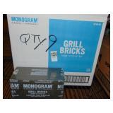 Grill Bricks 9 count