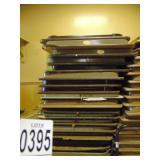 "14 Wooden Folding Banquet Tables 96""x30"""