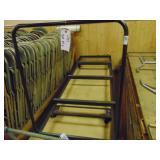 Metal Frame Table Cart
