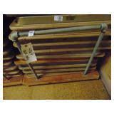 """Wooden Cart 96"""" x 32"""""""