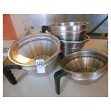 4 Coffee Filter Baskets