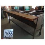 Eagle 5 Burner Steam Table