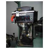 Bunn Coffee Maker with Double Top Warmers