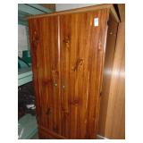 Wooden Armoire Cabinet