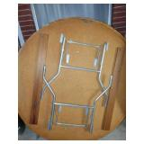 """60"""" Round Folding Tables 9 count"""