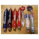 8 Beer Tap Handles