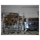 Chaffing Dish Wire Racks and Electric Chaffer