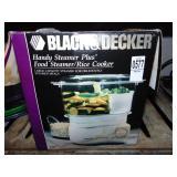 Black and Decker Handy Steamer Plus