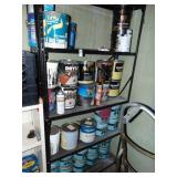 Drylok Paint Enamel and Metal Shelf