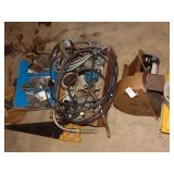 12-2 Wire Blower Motor Hand Grinder Sharpener