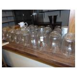 25 Plastic Pitchers Insulated Server and Metal