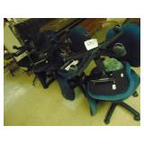 7 Office Chairs
