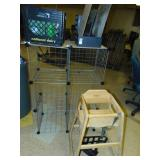 Wire Cubicles Wooden High Chair Pencil Boxes