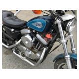 1991 Harley Davidson 883 Sportster