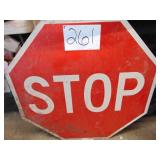 """30"""" Stop Sign"""