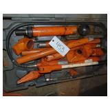 Central Hydraulics  10 Ton  Portable Puller